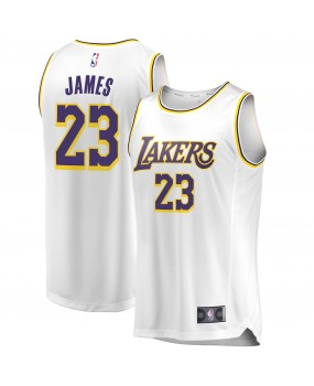 Men's Los Angeles Lakers Engro Sports Replica Jersey