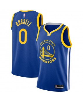 Men's Golden State Warriors Engro sports Russell Jersey