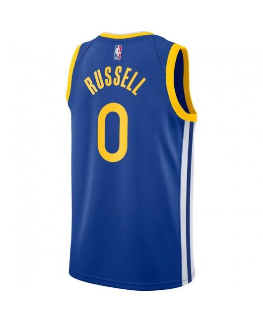 Men's Golden State Warriors Engro sports Russell Jersey