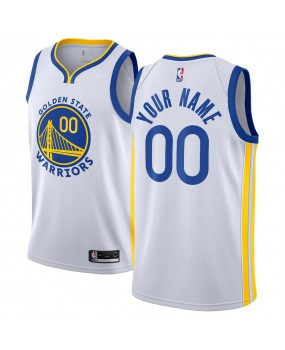 Men's Golden State Warriors Engro sports Swingman Jersey